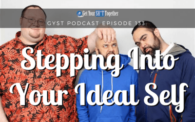 133: Stepping Into Your Ideal Self