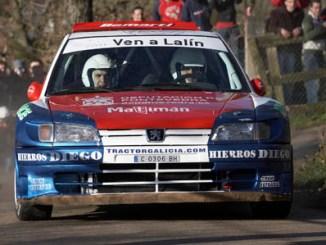 Bamarti en el Rally del Cocido