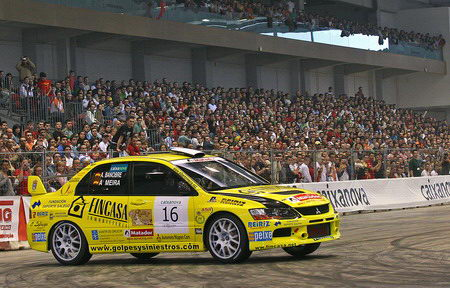 Alberto Meira - Motorshow 2007