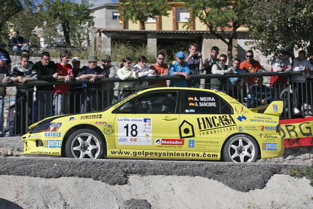 Alberto Meira - Rally Vila Joiosa
