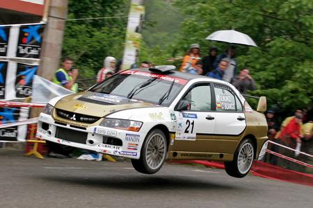 Alvaro Muñiz - Rally de Cantabria