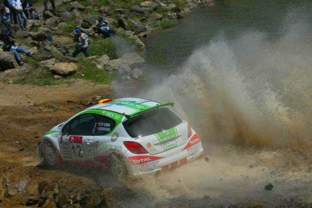 E. Ojeda - Rally de Turquia