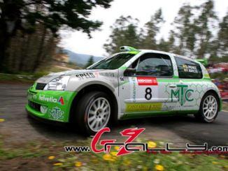Sergio Perez - Rally Rias Baixas