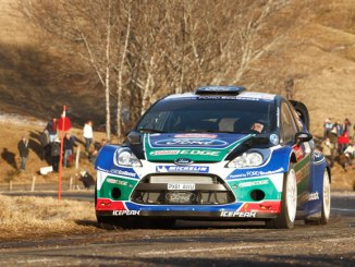 El Ford Fiesta RS WRC recibira una Evolucion en Portugal