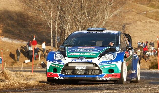 El Ford Fiesta RS WRC recibira una Evolucion en Portugal