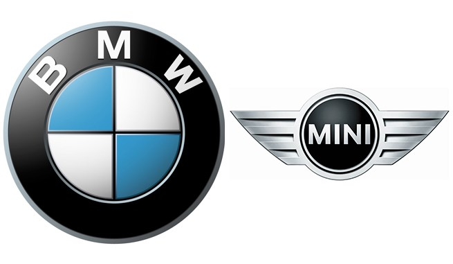 BMW Mini Logos