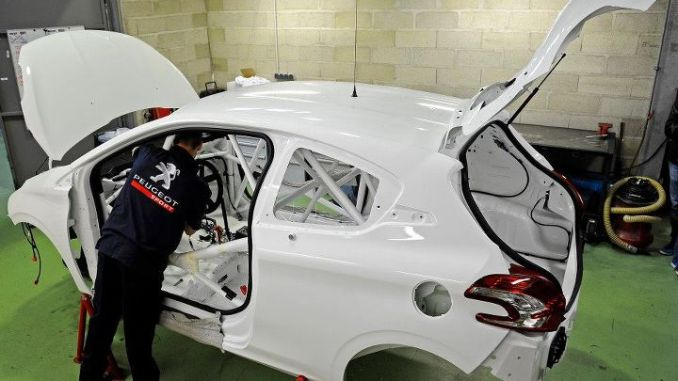 Peugeot 208 Rally 2