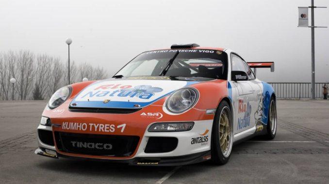 Nueva decoracion Porsche Vallejo Racing 1