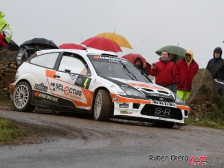 Pedro y Marcos Burgo - Rally de Noia 2012
