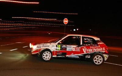 Alvaro Filgueira - Rally do Cocido 2012