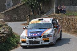 Alberto Otero - Rali San Froilan - Trofeo Pirelli 2012
