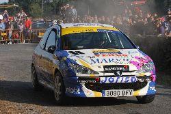Iago Silva - Volante RACC - Rali San Froilán 2012