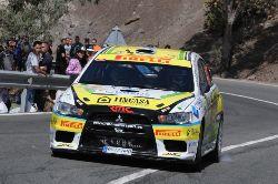 thumb Alberto Meira en el Rali de Canarias