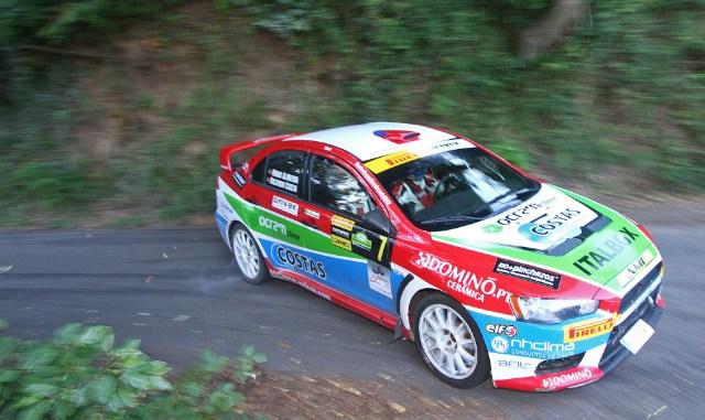 Ricardo Costa Rally Sur Do Condado