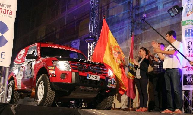 IV Rallye Tierras Altas de Lorca - Inicio del CERT y CERTT 2015
