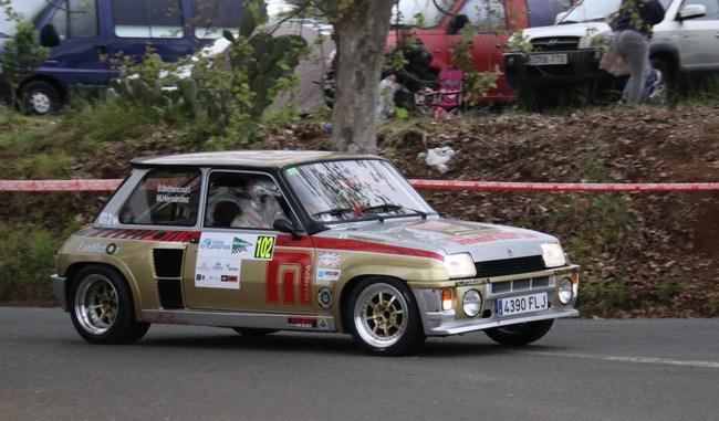 Manolo Hdez 39 Rallye Islas Canarias
