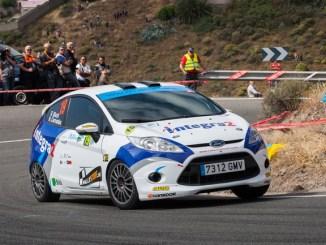 Roberto Blach Jr Post Rallye Islas Canarias