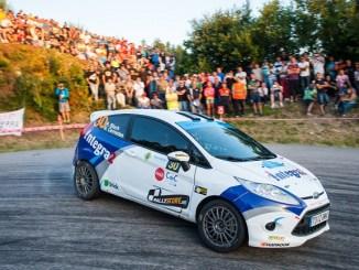 Roberto Blach Jr Previa Rallye Ourense