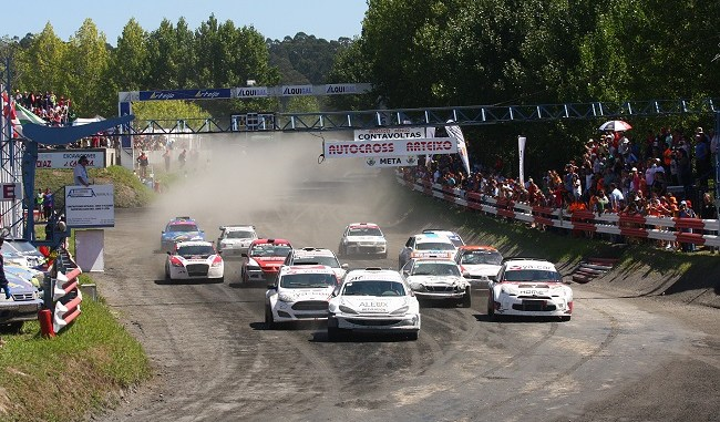 Arteixo Nacional Autocross 2014 4