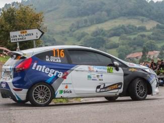 Roberto Blach Jr Previa Rallye Llanes