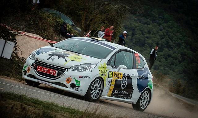 GCmotorsport RallyRACC Final