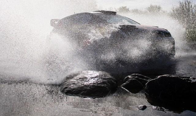 China WRC Cancelado