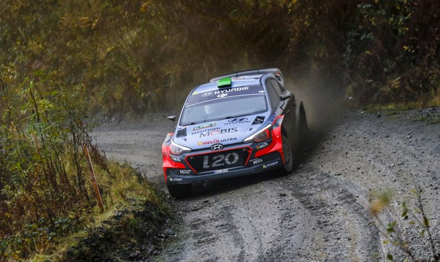 Hyundai Gales Final Paddon