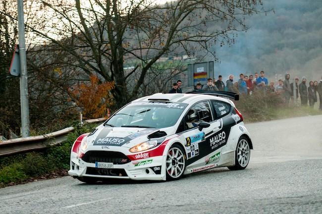 Triunfo sin recompensa en el Rally Cangas del Narcea para Oscar Palacio