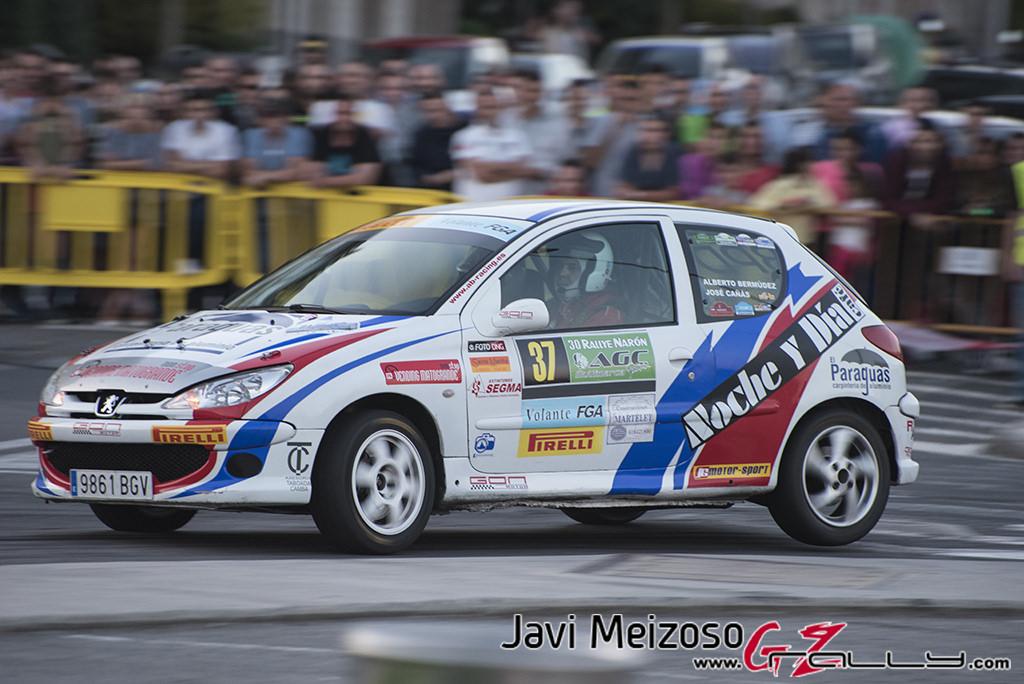 El equipo AB Racing finaliza un durísimo Rallye de Naron
