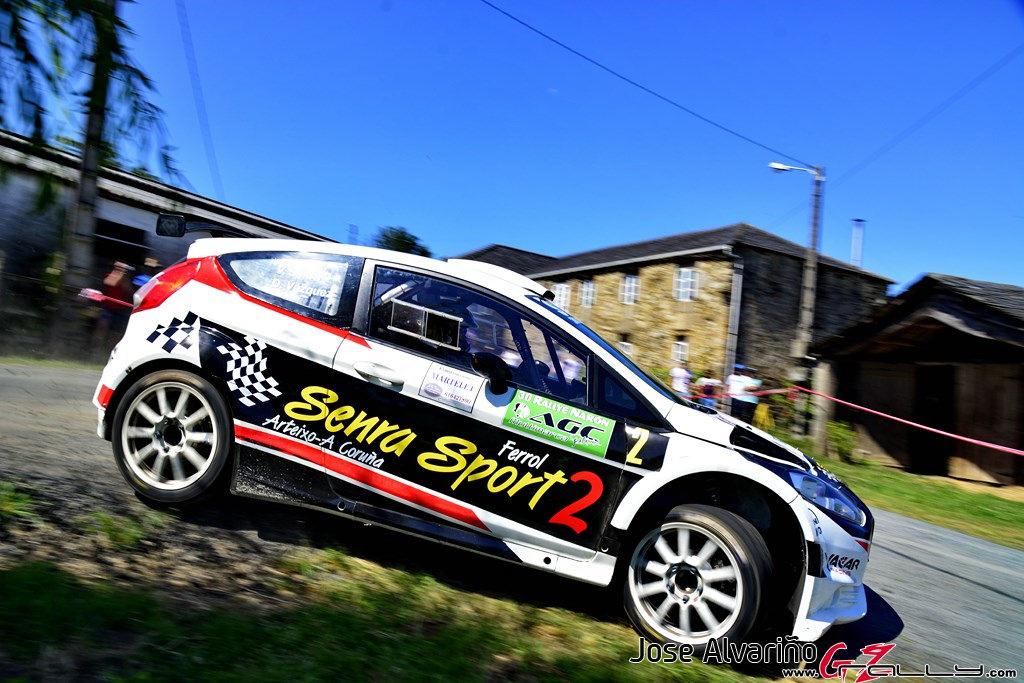 Vallejo Racing cederá su DS3 R5 a Víctor Senra para el Rally de Ferrol