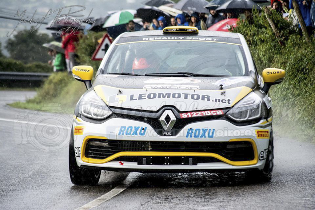 """Fran Cima, campeón de la """"Renault Iberia Trophy"""""""