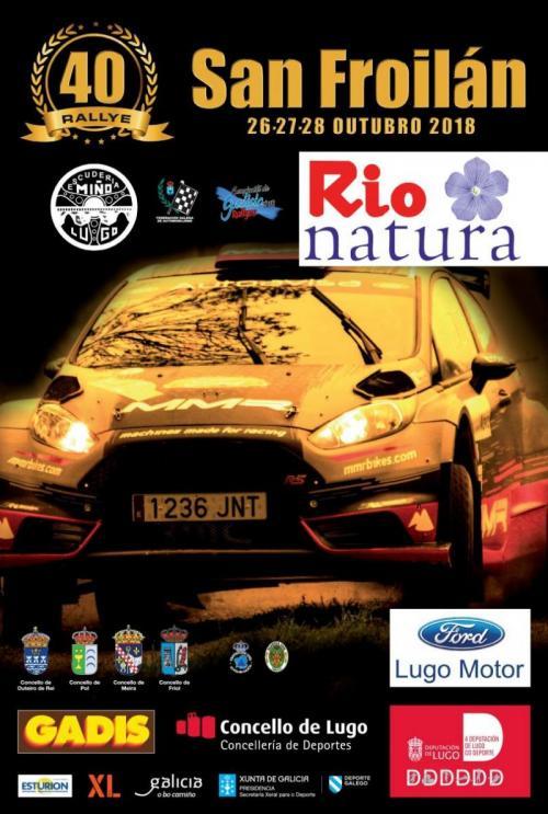 40 Rallye San Froilan 2018