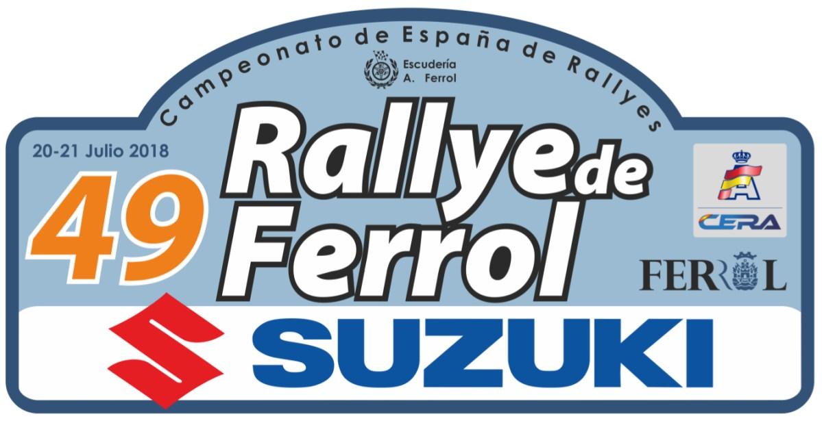 49º Rallye de Ferrol 2018