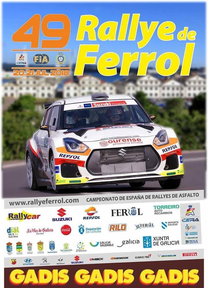 CERA: 49º Rallye de Ferrol [20-21 Julio] 51F07328-EB42-479E-8FF1-11639262DF36