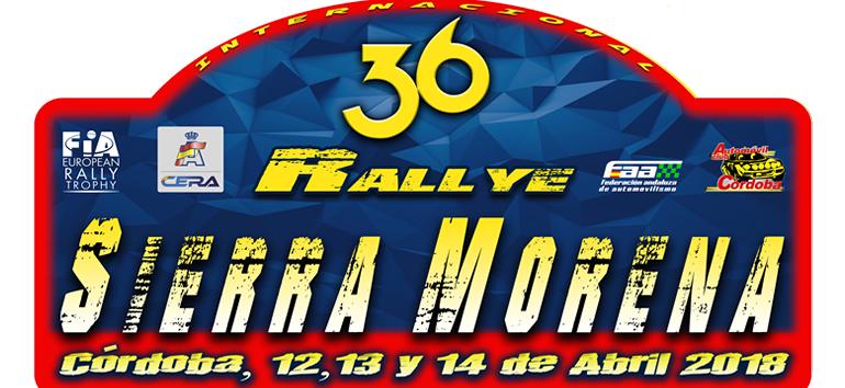 36 Rally Sierra Morena 2018