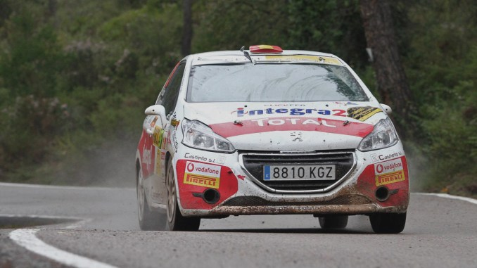 Roberto Blach Jr - Post Rally Catalunya