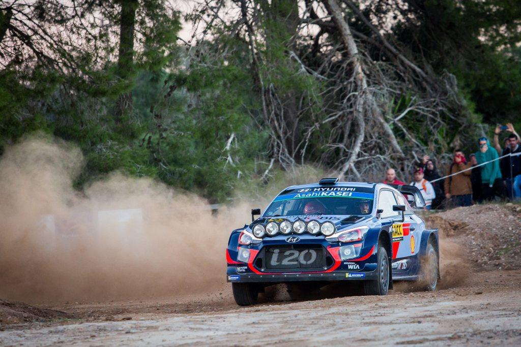 Thierry Neuville Rally de España 2018
