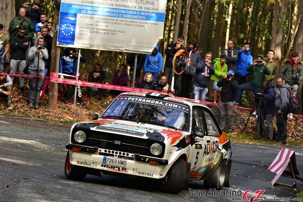 El Rally Rias Altas Histórico toma carácter europeo para el 2019