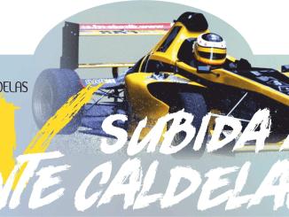 Placa Subida a Ponte Caldelas 2019