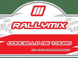 Placa III Rallymix Concello de Touro 2019