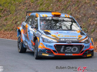 Ivan Ares - Rally de A Coruña 2019