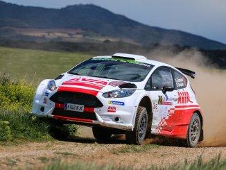 Gorka Eizmendi - Rally Circuito Navarra 2019 - 3