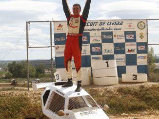 Brillante victoria de Antón Muíños en Lleida