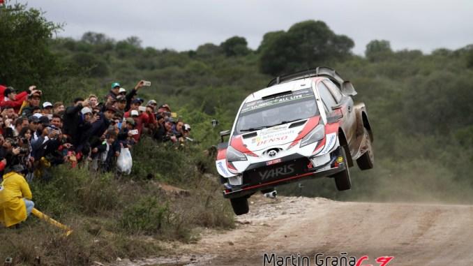 Galeria Fotográfica del Rally de Argentina 2019 por Martin Graña