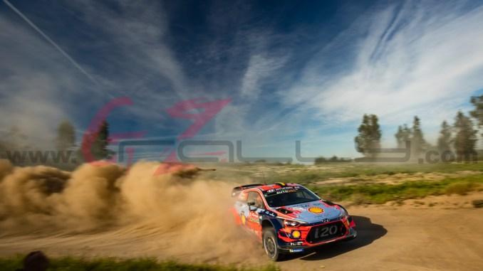 Galeria Rally Portugal 2019 WRC - Eduardo Fernandez