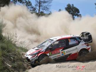 Rally Portugal 2019 - Martin Graña