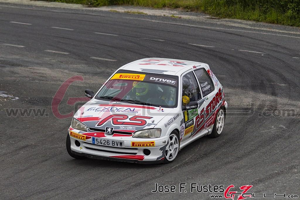 Toñito Lopez Rally de Naron 2019