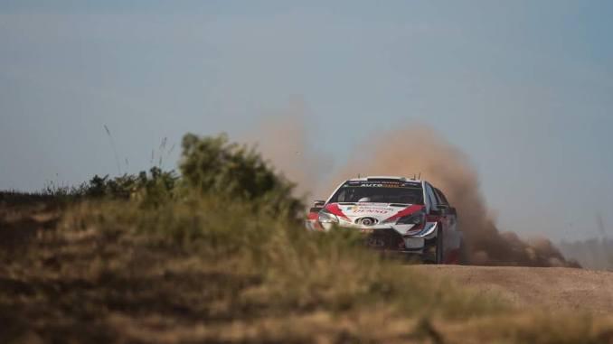 Galeria Rally de Portugal WRC 2019 - Ruben Rodriguez