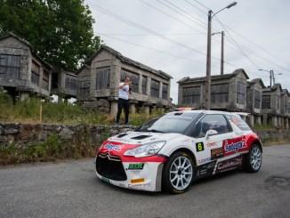 Roberto Blach Jr - Previa Rallye Ferrol