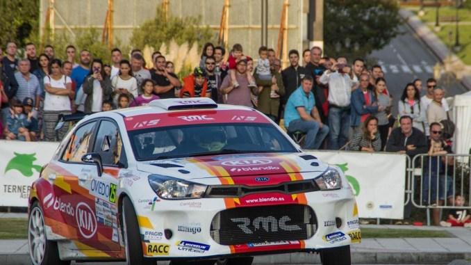 Angel Paniceres en el Rallye Princesa de Asturias 2019 01
